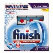 Finish Quantum Power & Free Dishwasher Tabs