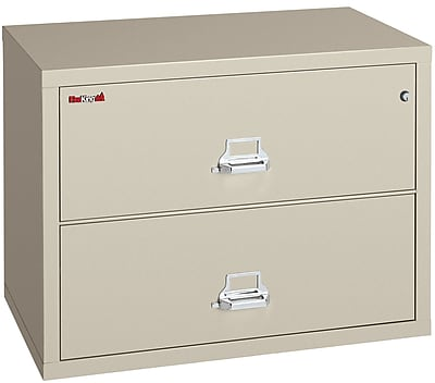 FireKing 2 Drawer Lateral File Cabinet (23822CPAD)