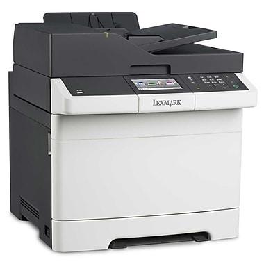 Lexmark™ CX410E Color Laser Multifunction Machine Printer