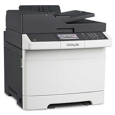 Lexmark™ CX410E Multifunction Color Laser Printer (LEX28D0500)