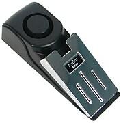 """Trademark Global Super Door Stop Alarm, 1 7/8"""" H x 5 1/2"""" W x 1 1/2"""" D"""