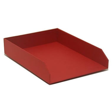 Bigso Hakan Letter Tray Red