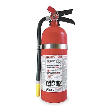 Kidde 466425 Fire Extinguisher, 5 lbs.