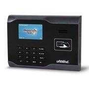 uAttend CB6000SC RFID Internet Ready Time Clock, Black