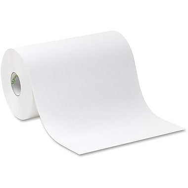 Georgia-Pacific Sofpull Hardwound 500' Paper Towel Rolls; White, 1-Ply, 6 Rolls/Case