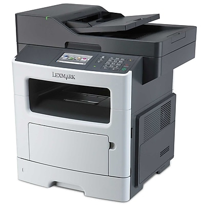 Lexmark MX511dhe Multifunction Laser Printer, Copy/Fax/Print/Scan