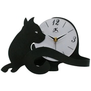 Infinity Instruments Cat Tail Table Clock
