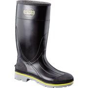 "Servus® 75109 XTP 15"" Black Knee Boot, Size 8"