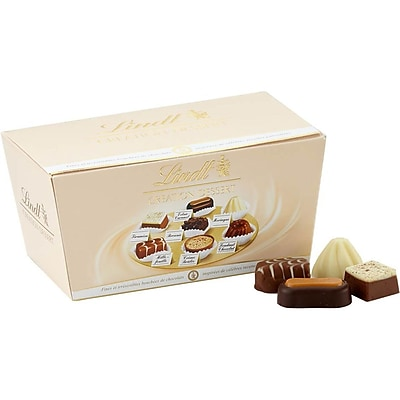 Lindt Creations Ballotin Assorted Flavors, 21 Pieces/Each (392147A)