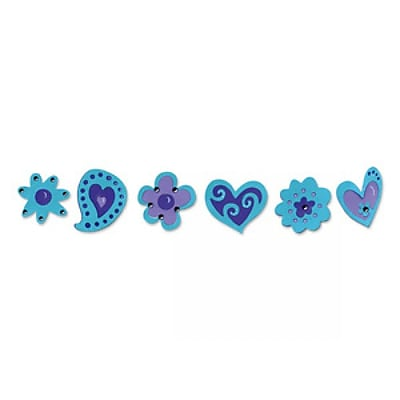 Sizzix® Sizzlits Decorative Strip Die, Kids & Teens Mania