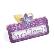 Sizzix® ScoreBoards Die, Place Card and Flowers