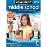 Encore Middle School Advantage for Windows (1 User) [Download]
