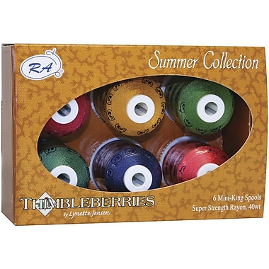 Thimbleberries Cotton Thread Collections, Summer, 500 Yards