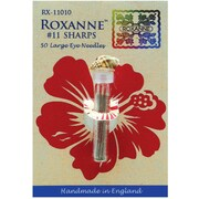 Colonial Needle Roxanne Sharps Hand Needles, Size 12, 50/Pack