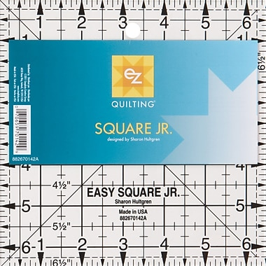 Easy Square Jr., 6-1/2
