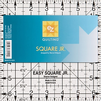 Easy Square Jr., 6-1/2