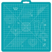 "Gridded Rotary Mat With Handle, 26""X27"" w/23""X23"" Grid"