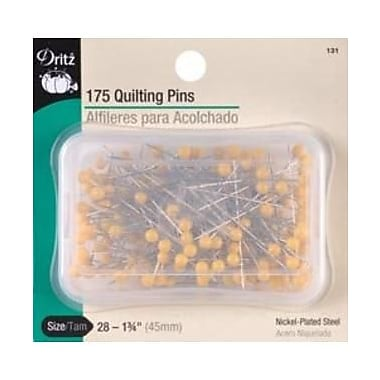 Dritz Quilting Pins, Size 28, 175/Pack
