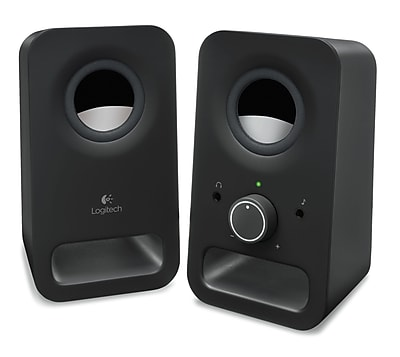 Logitech Z150 Multimedia Speaker, Black