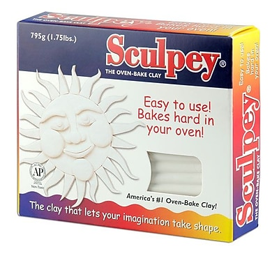 Polyform™ Sculpey® Original Polymer Clay, 1.75 lbs., White