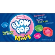 Charms Blow Pop Minis Theater Box; 3.5 oz., 12 Boxes/Order