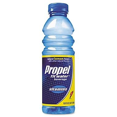 Propel Fit Water™ Lemon Flavored Water, 16.7 oz., 24/Case