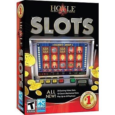 HOYLE Slots 2011 PC/MAC Game [Boxed]