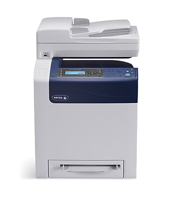 Xerox WorkCentre 6505dn Color Multifunction Printer (6505/DN)