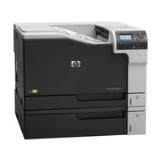 HP® LaserJet Enterprise M750dn Color Laser Single-Function Printer (HEWD3L09A)