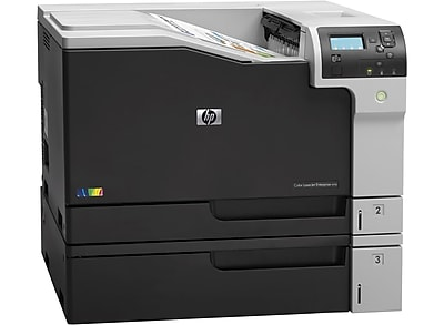 HP® LaserJet Enterprise M750dn Laser Printer, Color, (D3L09A) (HEWD3L09A)