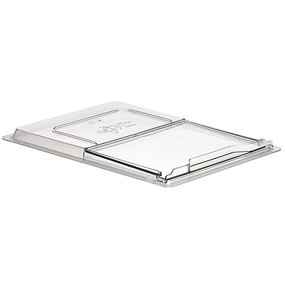 Cambro 1826SCCW135, 18'' x 26'' Lid for Full-Size Food Box - Camwear SlidingLids