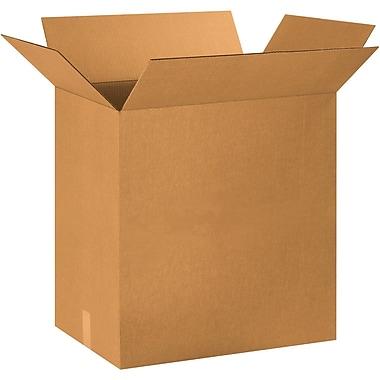24''x16''x24'' Standard Corrugated Shipping Box, 200#/ECT, 10/Bundle (241624)