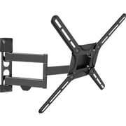 "Barkan Curved / Flat Panel Dual Arm TV Wall Mount, Full Motion, Fits 29"" to 65"" (3400.B)"