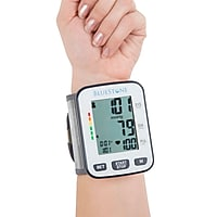 Bluestone Automatic Wrist Blood Pressure Monitor (Grey)