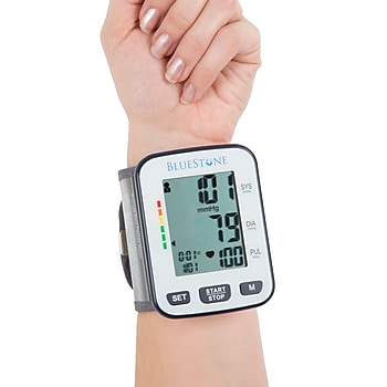 Bluestone Wrist Blood Pressure Monitor