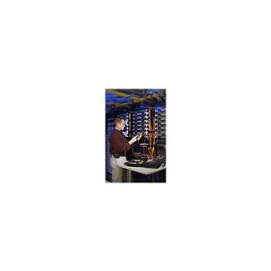 Fluke Networks® SimpliFiber® Multimode Fiber Verification Kit, Yellow (FTK1000)