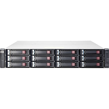 HP – Boîtier de stockage, montage sur bâti 2U, 24 disques dur pris en charge, 24 disques SSD pris en charge, (K2R81A)