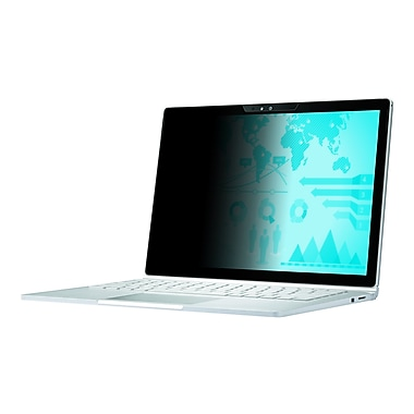 3M™ Landscape Black Privacy Filter for Microsoft Surface Book (PFNMS001)