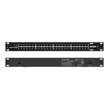 Ubiquiti™ EdgeSwitch 750 W Layer 3 Ethernet Switch, 48 Ports