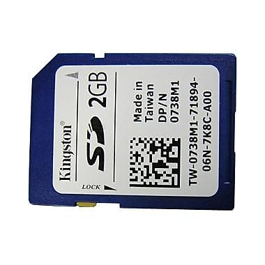 Dell – Carte SD 2 Go (342-1628)