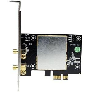 StarTech.com PEX433WAC11 PCI Express Wi-Fi Adapter