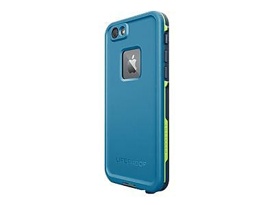 LifeProof FRE Waterproof Case for iPhone 6S/6 Plus, Banzai Blue (77-52560)