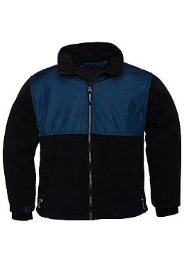 Viking Tempest Fleece Jacket Navy/Black (402NB-XXXL)