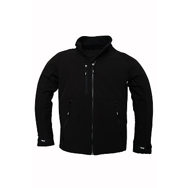 Viking Soft Shell Jacket Black (406BK-S)