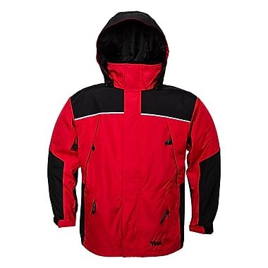 Viking Tempest Classic Jacket Red/Black (838CR-L)