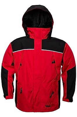 Viking Tempest Classic Jacket Red/Black (838CR-L)
