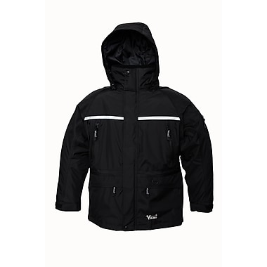 Viking Tempest Tri-zone 3-in-1 Jacket Black (858JB-S)