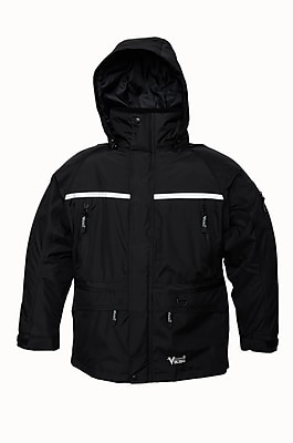 Viking Tempest Tri-zone 3-in-1 Jacket Black (858JB-XL)