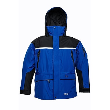 Viking Tempest Tri-zone 3-in-1 Jacket Royal Blue/Black (858JBB-S)