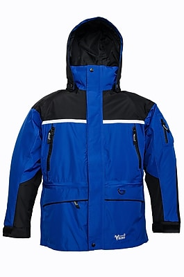 Viking Tempest Tri-zone 3-in-1 Jacket Royal Blue/Black (858JBB-XXXXL)